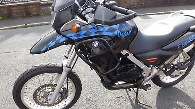2001 Bmw F650 Gs,low Miles,