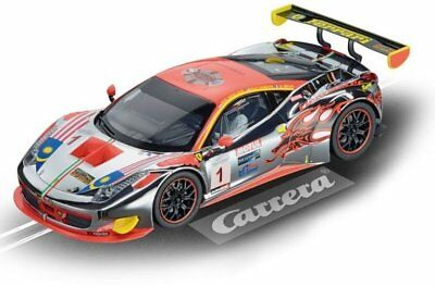 "Carrera Digital 124 Ferrari 458 Italia GT3 ""Clearwater Racing, No.1"""