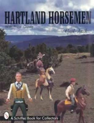 Vintage Hartland Western Toy Guide Horses Saddles Etc