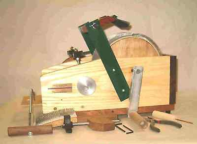 Fricke Signature Drum Carder Mini Size Includes Tool Pack Brushes Clamp USA Made