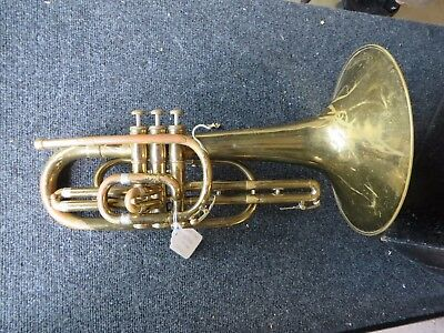 Olds Mellophone, Just Serviced- Good Playing Condition #OMP10