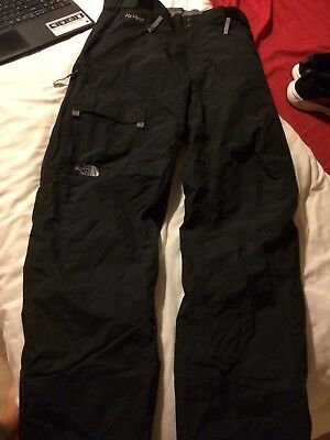 Men's The North Face Hyvent Ski Boarding Pants Trousers Size L