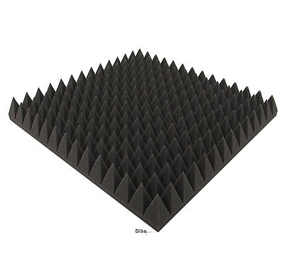 Acoustic Soundproofing Foam, protection made in germany