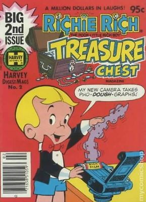 Richie Rich Treasure Chest Digest (1982) #2 FN