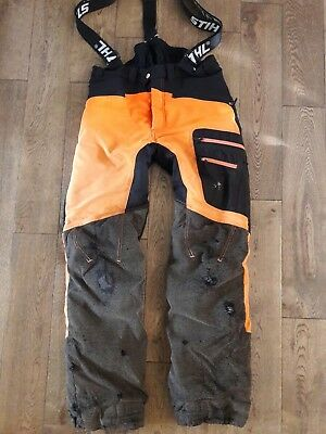 Stihl X-Fit Chainsaw Trousers