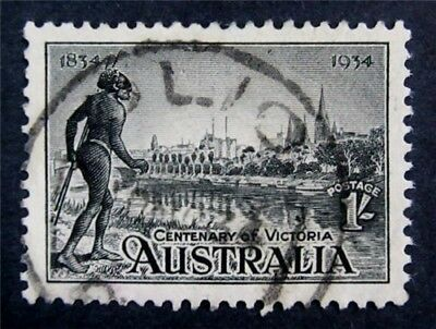 nystamps British Australia Stamp # 144a Used $43