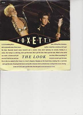 The Look 7 : Roxette
