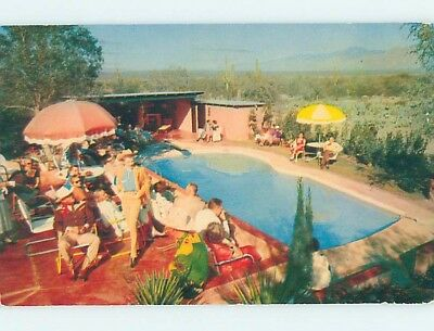 Pre-1980 SWIMMING POOL Tucson Arizona AZ ho6108