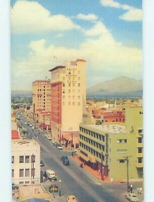 Unused Pre-1980 STREET SCENE Tucson Arizona AZ hp2051