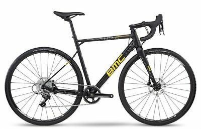2017 BMC CROSSMACHINE CXA01 RIVAL 1 CYCLOCROSS BIKE 54cm NEW