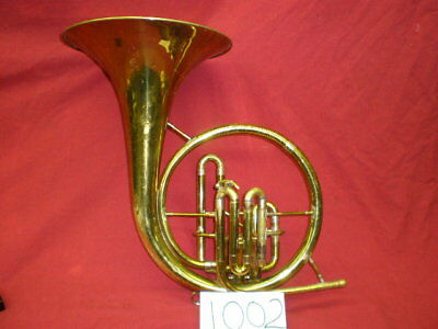 Olds Abassador 3 Piston Eb Mellophone. Make it YOURS!!!!! *NR*