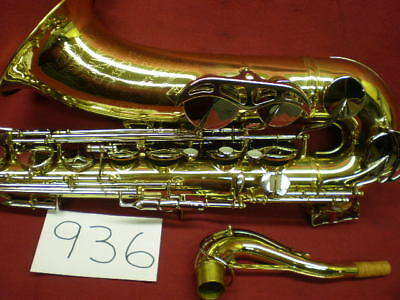 King Super 20 Tenor Sax w/ALL new pads and ket cork.