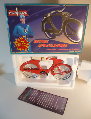 Bowden spacelander - 1996 Red Limited Edition - New In The Orginal Factory Box
