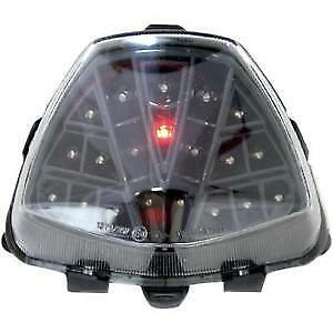 Competition Werkes Integrated Taillight Stealth #MPH-40023AS Kawasaki