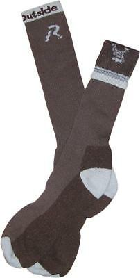 R.U. Outside Bill Townsend Chinook Socks Medium