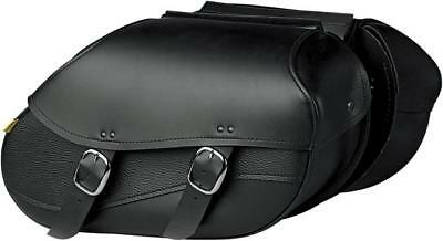 Willie & Max Swooped Revolution Throwover Saddlebag Small