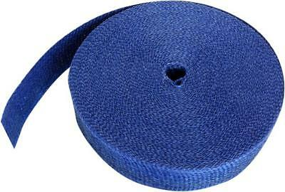 "Cycle Performance Exhaust Wrap 2"" x 100' Blue"