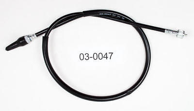 Motion Pro Speedometer Cable Black #03-0047 Kawasaki