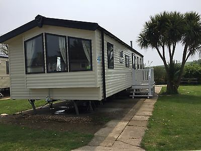 *HALF TERM BREAK* - 27th Oct 17-  3 nights - HAVEN WEYMOUTH BAY - 3 BED CARAVAN
