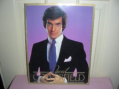The Magic of David Copperfield - Tour Book 1984