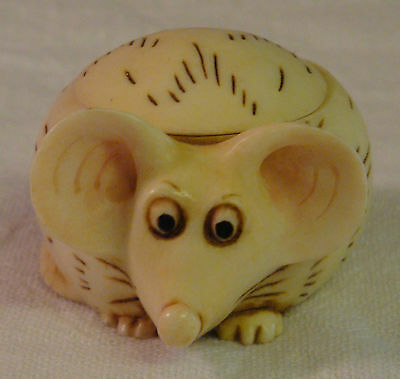 Squeakie Mouse Harmony Ball Pot Belly Pot Bellys