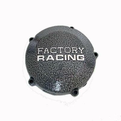 Boyesen Factory Racing Ignition Cover Silver #SC-14X Kawasaki KDX200/KDX220R