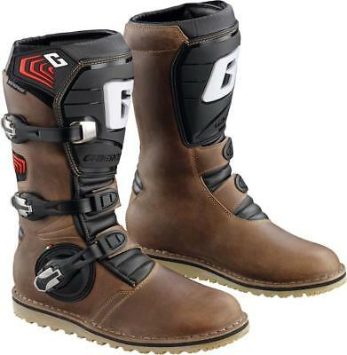 Gaerne Balance Oiled Boots Brown 8 US