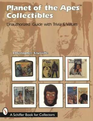 Planet of the Apes Collectors Guide incl Trivia Action Figures Toys Advertising
