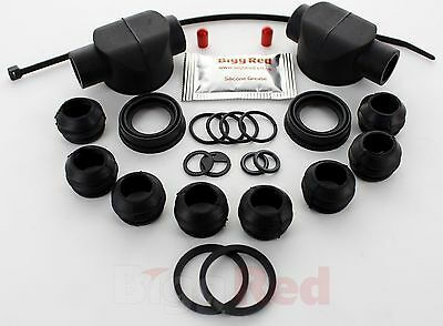 REAR Brake Caliper Seal Repair Kit for PEUGEOT 205 GTi & 309 GTi 1986-1994 (3005