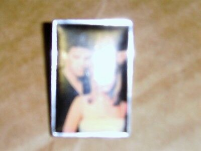 Buffy & Angel Vampire Slayer Pin Badge 1999 By Fox