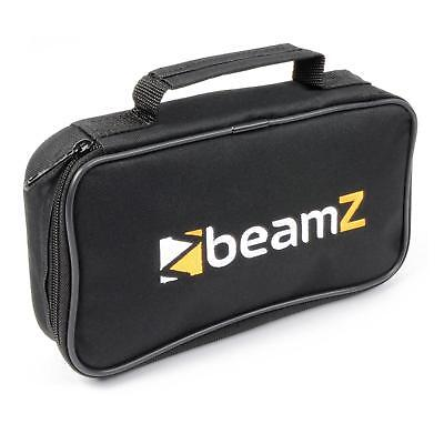 Beamz Stage Lighting Unit Cover Casr Carry Bag Dj Easy Transport Cables