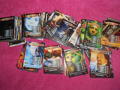 Doctor Who - Battles In Time - Bundle Of 385 Cards - 2006 - Unsorted