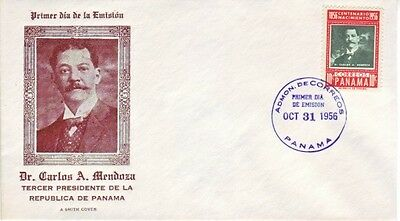 Panama - Special Events, Views, & Anniversaries (2no. FDC's) 1956-86