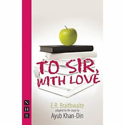 To Sir, With Love (NHB Modern Plays) - Paperback NEW Ayub Khan-Din ( 2013-09-19