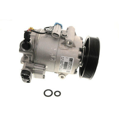 ACDelco 15-22253 Air Conditioning Compressor and Clutch Assembly