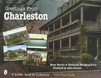 Vintage Charleston SC Postcards Collector Guide inc Fort Sumter Old Bldgs & More