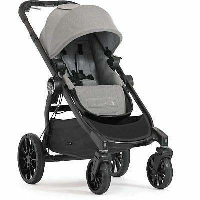 New Baby Jogger Slate Grey City Select Lux Pushchair Stroller Baby Buggy