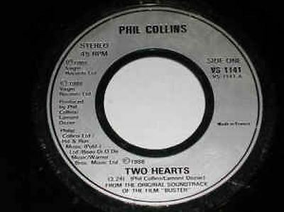 Two Hearts 7 : Phil Collins