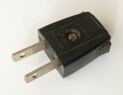 American US Flat 2 Pin Connector Plug