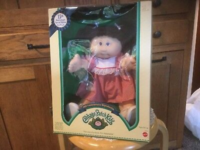 Cabbage Patch Kids - Judie Caprisse - 15th Anniversary Special Edition.
