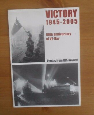 Ww2 Ria-Novosti Ww2 Photos Booklet 60Th Anniversary