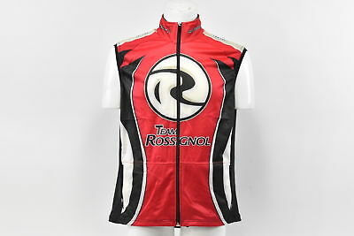 Craft Team Rossignol Men's Nordic Vest, Red, Large, NOS
