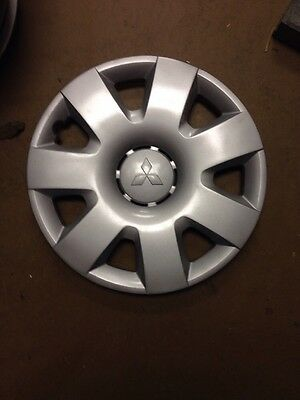 "1-ORIGINAL  Lancer Outlander HUBCAP WHEELCOVER 16"" Hub Cap Wheel Cover 2007 2008"