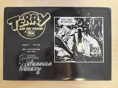 Terry and the Pirates Vol 11    1944-1945    Flying Buttress    HC   322/1300