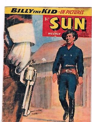 The Sun Comic   # 455  1957    Battler Britton