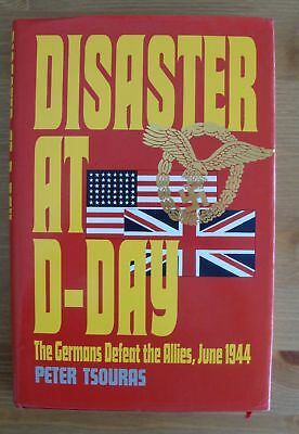 D-Day Alternative History Old Book