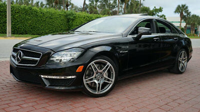 """2012 Mercedes-Benz CLS-Class CLS63 AMG 19"""" AMG WHEELS NAV BACKUP CAM BLIND SPOT CLEAN CARFAX ONLY 35K MILES SERVICED BY MERCEDES LAST SERVICE 9/20/17 LIKE NEW!!"""