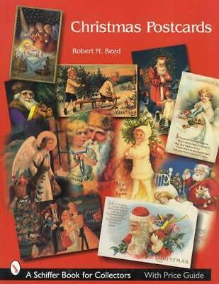 Vintage & Antique Christmas Postcards Collector Guide Santa Claus & More
