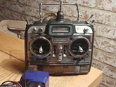 Futaba skysport 6h  radio transmitter + charger + battery