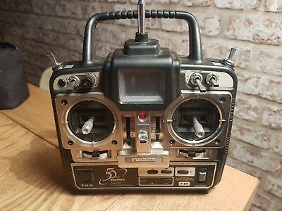 Rc futaba T6X 35mhz remote control limited edition